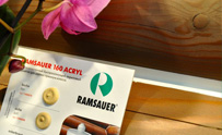 Продукция Ramsauer на выставке Inter Build Expo 2014